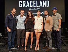 Graceland undercover