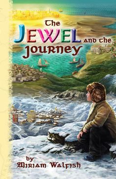 """Ephraim Edelstein is about to leave home forever. Before his family sets out on the long and perilous journey to settle in the Land of Israel, his grandfather gives him a mysterious jewel, and a strange riddle that holds its secret.    For ages 9-12.    Author: Miriam Walfish  Hardcover 