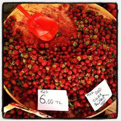 #strawberry #bazaar #cunda #ayvalik