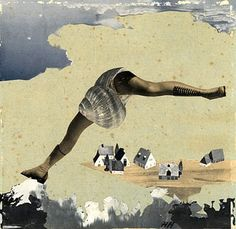 Hannah Höch, Siebenmeilenstiefel, ca. 1934 Hannah Höch (November 1889 – May was a German Dada artist. Collages, Collage Artists, 3d Collage, Photomontage, Hannah Hock, Hannah Hoch Collage, Sophie Taeuber Arp, Dada Artists, Dada Movement