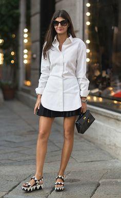 el estilo de giovanna battaglia streetstyle fashion week moda calle estilista insider