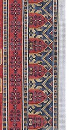 Hippie Crochet, Cross Stitch Borders, Hama Beads, Knitting Needles, Needlepoint, Needlework, Bohemian Rug, Cool Designs, Diy Crafts
