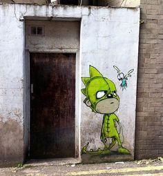 Artist is Parlee ERZ - Blackpool, England (LP)
