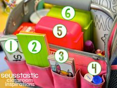 Bright Idea for Guided Reading/Small Group Table
