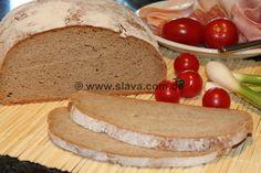 Slavas Rustikales Bauernbrot « kochen & backen leicht gemacht mit Schritt für Schritt Bilder von & mit Slava