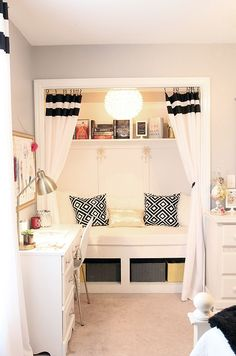Gorgeous 70+ Teen Girl Bedroom Design Ideas