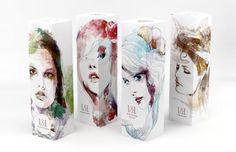 Die 4 Elemente – Robert Tirado illustriert Weinverpackungen