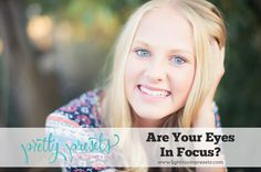 Are Your Eyes Focused? | Pretty Presets for Lightroom