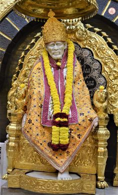 199 Best SaiBaba Shirdi blessings and Positve quotes images
