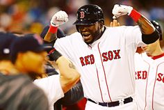 5/23/2013 at Fenway Park| David Ortiz three-run homer, Ryan Dempster only 3 innings on 12-3 loss to Terry Francona's Indians (Photo by Jared Wickerham/Getty Images)