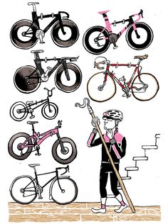 You know you're a cyclist when... - For more great pics, follow www.bikeengines.com