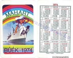 1974 - 1974_0069 - Régi magyar kártyanaptárak