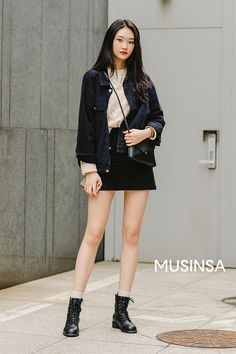 Sign in to Outlook Korea Street Style, Korean Street Fashion, Street Style Blog, Korean Fashion, Street Styles, Daily Fashion, Girl Fashion, Fashion Outfits, India Fashion