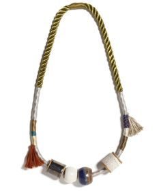 Object & Totem Necklace 4-Bead Hancock Necklace, $158