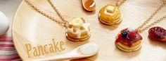 Q-pot. Pancake Necklace