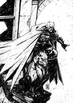 Batman by Aaron Kim Jacinto