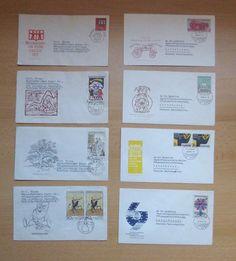 Ersttagsbriefe - FDC Tschechoslowakei 1947 - 1972  Biete Ersttagsbriefe zum Kauf an. Bei Interesse, folge den beiden Links: http://www.ebay.de/itm/161463535408?ssPageName=STRK:MESELX:IT&_trksid=p3984.m1586.l2649 http://www.ebay.de/itm/161466864282?ssPageName=STRK:MESELX:IT&_trksid=p3984.m1586.l2649