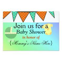 Fancy & Fun Baby Shower