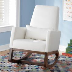 Where was this rocker when we were doing Charlotte's room?