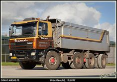 GINAF M4345-TS 8x6