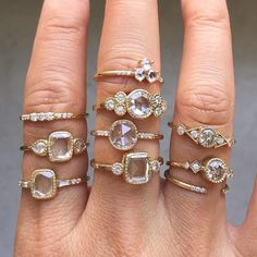 Jennie Kwon Designs - Known For: Incredibly gorgeous engagements rings and everyday staples.
