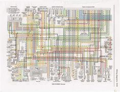 500 Suzuki ideas | suzuki, diagram, motorcycle wiring | Wiring Diagram For 1998 Gsxr 600 |  | Pinterest