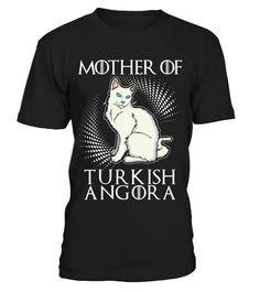 Turkish Angora  #gift #idea #shirt #image #lovemypet #dog #cat