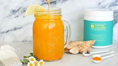 We all have those days where we feel down, maybe feel a cold coming on, and our bodies are exhausted. That is why we love to make energizing, yet body-relaxing drinks to keep our bodies healthy and radiant! This Anti-Inflammatory Turmeric Collagen Tea is a wonderful way to feel refreshed again, than…