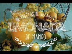 Limonada de Mango   Chokolat Pimienta