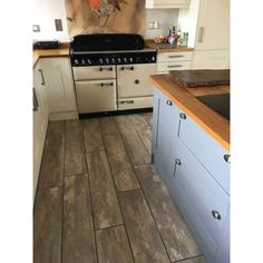 Wood Tile Flooring In Kitchen Hardwood Floors Tile Mountain Driftwood Beige Wood Effect Wall And Floor Tile Wood Tile Kitchen, Hardwood Floors In Kitchen, Wood Tile Floors, Wall And Floor Tiles, Kitchen Flooring, Kitchen Dining, Techno, Wood Effect Tiles, Urban Kitchen