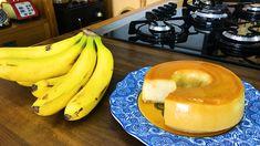 Aprenda a fazer um delicioso Pudim de Banana, sobremesa fácil e rápido que fica simplesmente deliciosa! Essa sobremesa é feita com ingredientes que você encontra facilmente em casa! AS MELHORES RECEITAS DE MARÇO- 2018: 1 - 101 RECEITAS LOW CARB (FITNESS) 2 - PUDIM DE LIMÃO (SEM FORNO) 3 - 101 RECEITAS 0 CARBOIDRATOS - TURBINE SUA DIETA 4 - PUDIM CAIPIRA 5 - DOCE DE LEITE CASEIRO Lista de Ingredientes: * 1 banana * 2 latas de leite condensado * 2/3 de lata de leite * 3 ovos * 3 bananas…