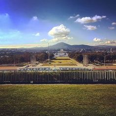 It's a planned city. | 17 Reasons Why You Should Visit Canberra