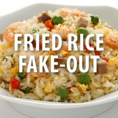 The Drs Fried Rice Fake-Out Recipe & Danielle Walker Against All Grain