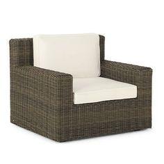Hyde Park Lounge Chair Cushions -
