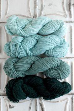 Yarn for Cedars House Scarf