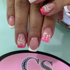 Fabulous Nails, Cool Nail Designs, Beauty Nails, Cute Nails, Gel Nails, Finger, Makeup, Basic Nails, Best Nails