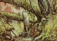 The artist behind mythical favourites like The Dark Crystal and Labyrinth opens up his fantasy world The Dark Crystal, Art Block, Fantasy Artist, Drawings, Art, Dark Art, David Hockney, Brian Froud, Printmaking Art