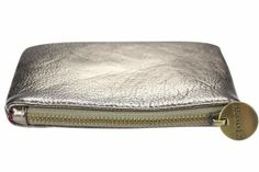 Bronze Coin Purse - Our most popular go to gift (and why not when it is under $20.00).  This handy dandy metallic coin purse with our signature Zjoosh disk is as practical as it is attractive