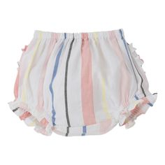 Cecily Ruffled Stripe Bloomers-product