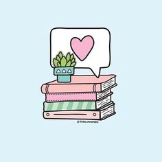 5 Books I Wish Everyone Could Read. Book Wallpaper, Pastel Wallpaper, Tumblr Wallpaper, Wallpaper Iphone Cute, Cute Wallpapers, Wallpaper Backgrounds, Tout Rose, Instagram Highlight Icons, Cute Illustration