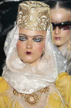 John Galliano at Paris Fashion Week Fall 2010 - Livingly