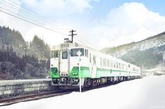 Visit a legend in Tadami #beautiful #view #japan #travel #scenery #train #tadami #japankuru #aizuwakamatsu #tourism #fun #amazing #love #date