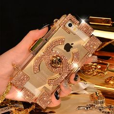 Lego Block Chanel Bling iPhone 6 Case for iphone 6/plus iphone5/5s samsung note4/note3/s5