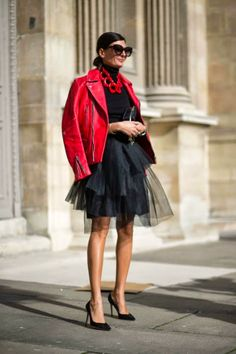Best from Paris Fashion Week // Streetstyle