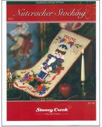 Nutcracker Stocking