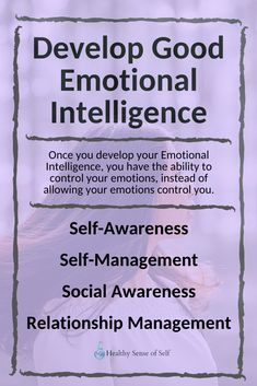 What is emotional intelligence? Find out in this article from Healthy Sense of Self. It's all about increasing your awareness! What Is Emotional Intelligence, Intelligence Quotes, Social Awareness, Self Awareness, Holistic Wellness, Wellness Tips, Leadership Quotes, Teamwork Quotes, Leader Quotes