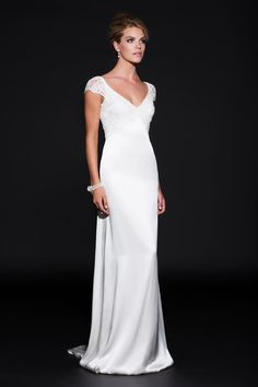 GWENEVIEVE DEMI-COUTURE - Jennifer Regan Bridal Shop