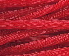 RED - licorice