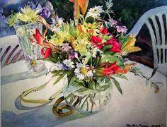 sarah yeoman watercolor - Google Search