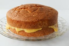 Sunbean cake